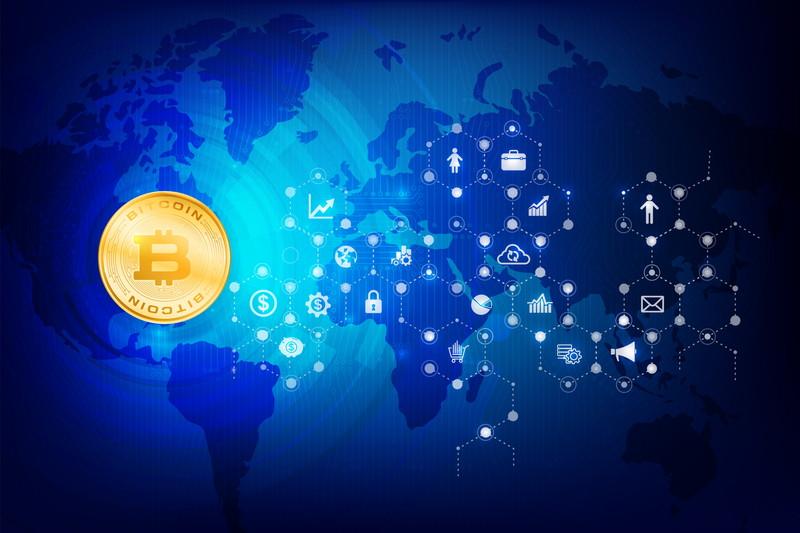世界 ビットコイン